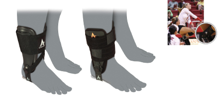 Active Ankle T1-T2